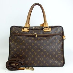 SOLD Authentic VUITTON Icare Business Bag & Strap